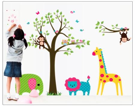 vinilos infatiles, vinilos decorativos infantiles, adhesivos decorativos