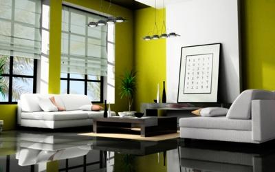 feng shui en salas de estar pequeñas