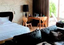 decoración de habitacion witt istambul hotel