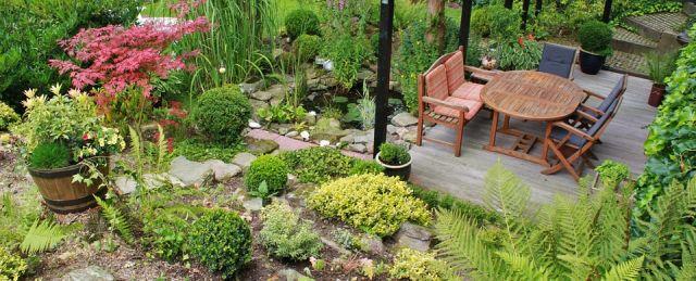 mobiliario para jardines, muebles de jardín