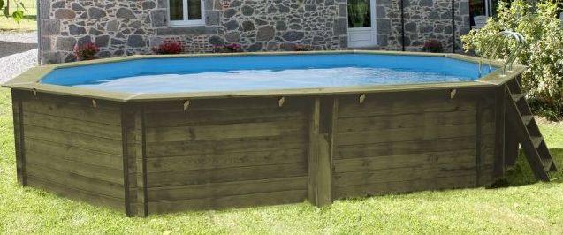 piscina jardín, piscinas para exteriores