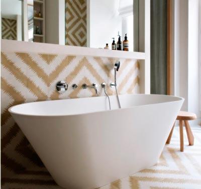 azulejos y revestimientos para baños
