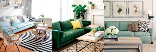 sofas salon