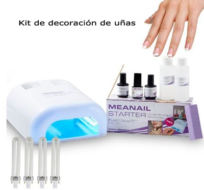 kit de decoración de uñas