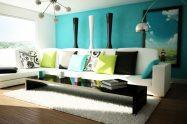 como decorar salas de estar pequeñas