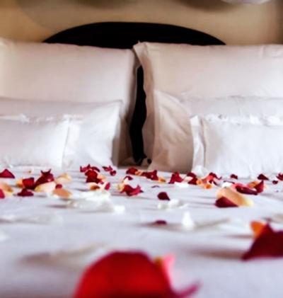 6 ideas para decorar una habitaci n en san valent n - Decorar para san valentin ...