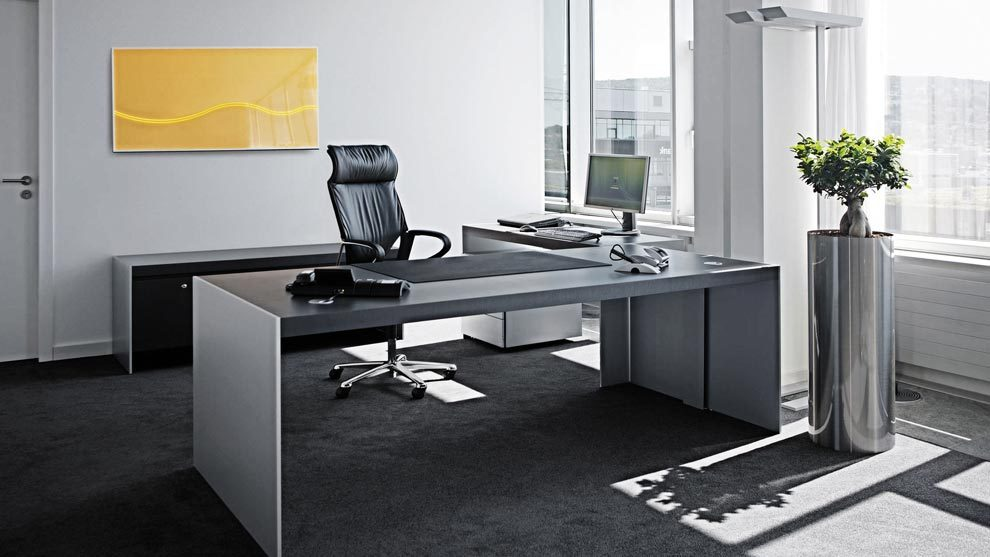 Image Result For Modern Office Table