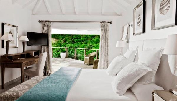 dormitorio hotel cheval blanc, oferta de hoteles de playa, reserva hotelera
