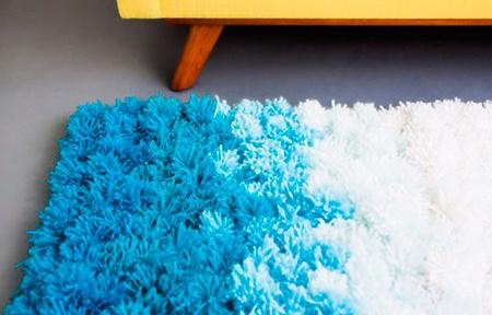 alfombra de lana