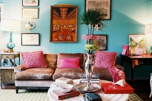 decoracion boho chic