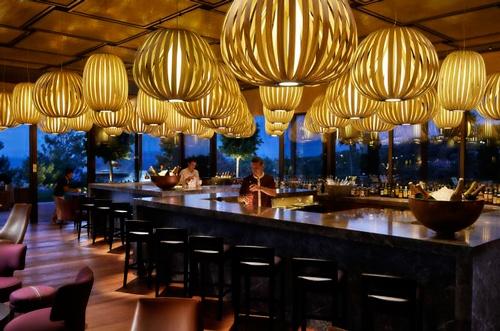restaurante hotel mandarin
