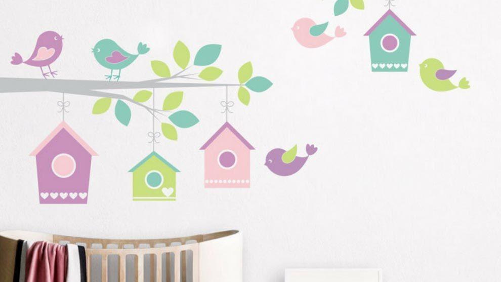Vinilos decorativos infantiles Vinilos de pared infantiles