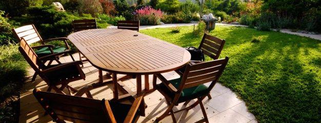 Mobiliario decorativo para el jardín, muebles para jardín, muebles de exterior