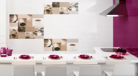 C mo elegir los mejores acabados para la cocina for Recubrimiento para azulejos