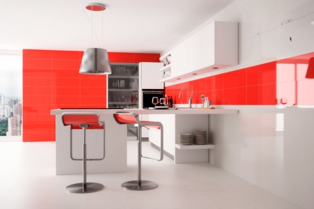 Como Elegir Los Mejores Acabados Para La Cocina - Revestimientos-para-cocinas-modernas