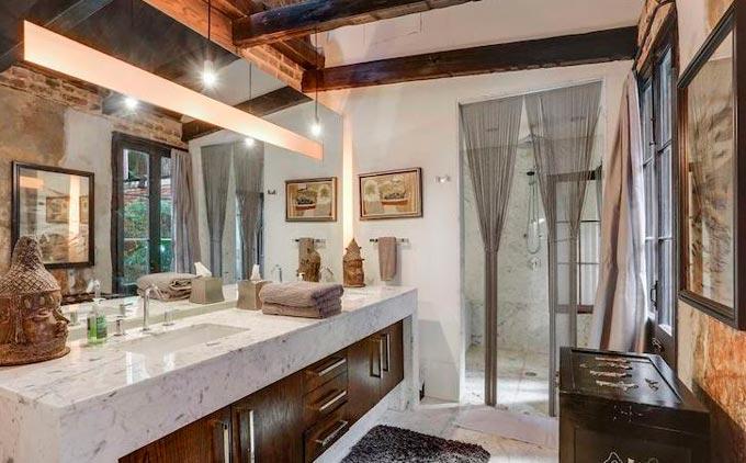 cuarto de baño diseño moderno