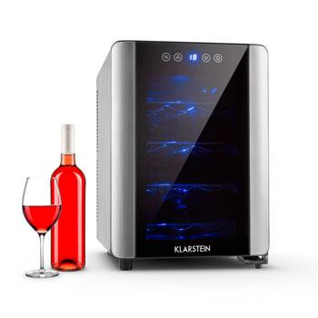 nevera vinoteca para vinos klarstein
