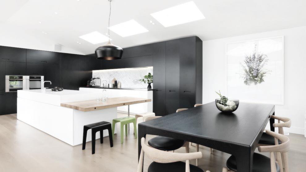 Dise os de cocinas modernas y actuales - Disenos cocinas modernas ...