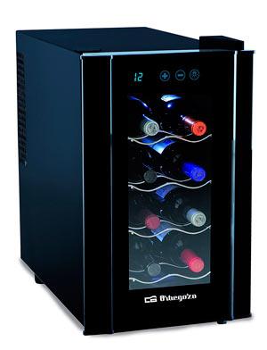 refrigerador para vino vinoteca Orbegozo Vt800