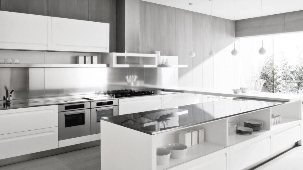 Cocina abierta o cerrada pros y contras soluciones for Disenos cocinas abiertas
