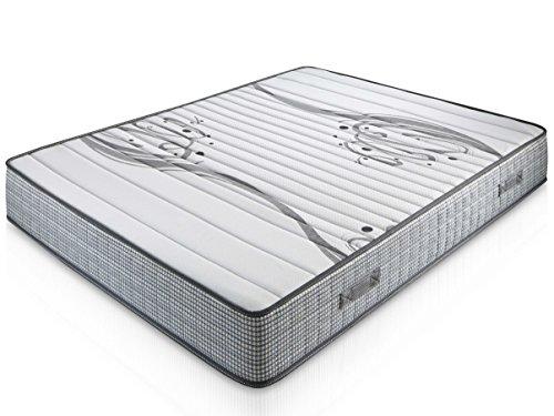 Colchón viscoelástico Boston 90X190, 22 cm
