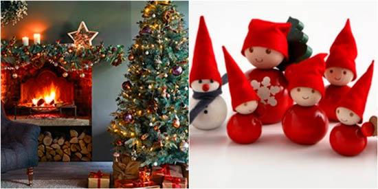 decoracion navidad tradicional