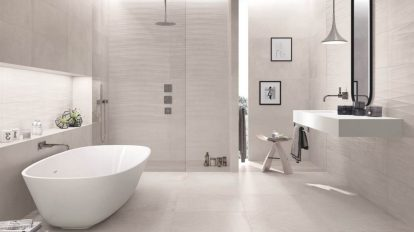 Revista blog de decoraci n para el hogar ideas para decorar - Revestimiento para banos ...