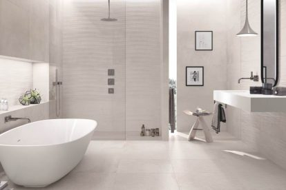 Revista blog de decoraci n para el hogar ideas para decorar - Revestimientos banos ...