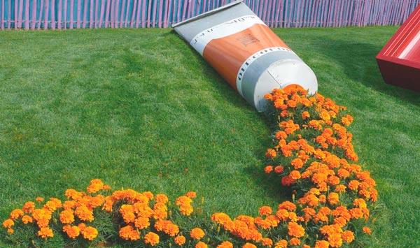 jardin con flores decoracion-de.com