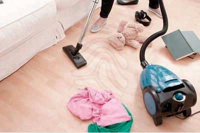 aspirador para limpiar el suelo