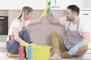 limpiar y ordenar la casa rapido