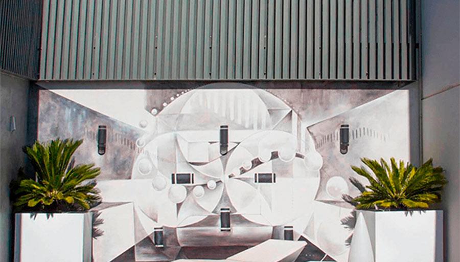 graffiti decoracion