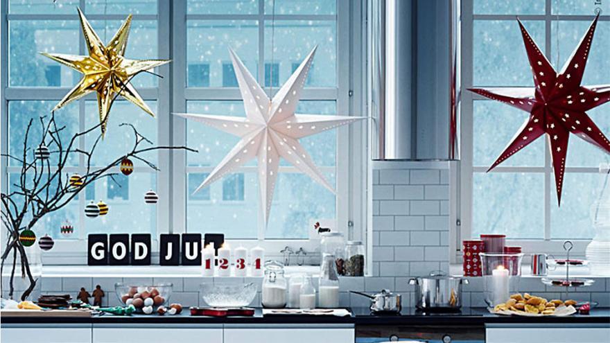 estrellas decorativas navidad