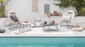muebles de terraza y jardin