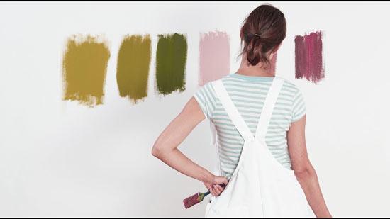 pintura paredes interiores